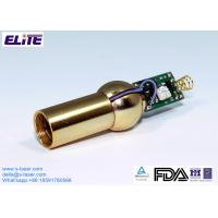 Quality VB520D20VG1 520nm 10mW Green Dot Laser Diode Module 3-5V DC CW Mode with APC for sale