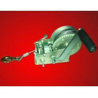 Quality Hand winch( empty fram/wire rope) for sale