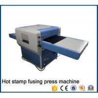 Quality New type for wholesale china factory pneumatic automatic digital hot foil stamping machine for all fabric factory22C for sale