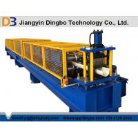 China Fully Automatic Cold Roll Forming Machine , Portable Seamless Gutter Machine on sale