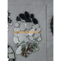 Quality Factory Price Nice Design Irregular Shape Decorative Wall Mirror Wholesale for sale