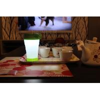 Buy cheap Heineer original product,water cup with solar powered light inside from wholesalers
