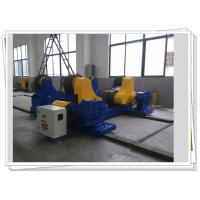 Quality CE Standard Fixed Self  Aligned Pipe Turning Rolls For 100t Weldments for sale