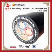 Buy cheap Steel wire Armoured cable 240mm xlpe 4 core armoured cable from wholesalers