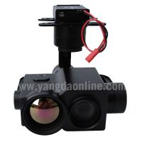 Quality EAGLE EYE-30IE-50 30X EO/IR GIMBAL WITH 50MM LENS WITH OBJECT TRACKING AND GEOTAGGING for sale