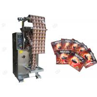 Quality Fully Automatic Soda Coffee Powder Packing Machine Stainless Steel Standard Wood Pack for sale