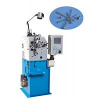 Quality High Efficiency Spring Bending Machine 550 Pcs/Min With Double Axis Control for sale