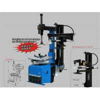 Quality Capable Of Handling Stiff Tire Changer and Balancer With Semi Automatic Pneumatically Operating for sale