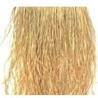 Quality dyed natural raffia grass mat for sale