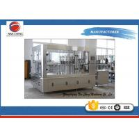 Buy Automatic Soda Carbonated Drinks Filling Machine 2200 X 1600 X 2200mm 3000BPH at wholesale prices