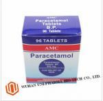 Quality Paracetamol 500mg Tablets External Use , Fever Medicine Paracetamol Pain Killer Pills for sale