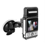 Quality 300K Pixel CMOS Sensor 640 * 480 VGA Super Wide Angle Rotary Lens 720P Car DVR for sale