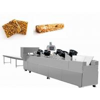 Quality Multi - Function Candy Cutting Machine Rice Bar Flatten Shall Open Cuts Production Line for sale