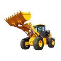 Quality 4 Wheel Drives LW500KL Wheel Loader Earthmoving Machinery Safe Driving Space for sale