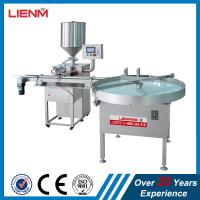 Quality Automatic face cream ointment lotion filling machine Cream Filling Machine Body Cream Gel Piston Filler/Balm Jar Filling for sale