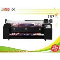 Quality 2 Epson Dx7 Cotton Printing Machine / Roll Digital Cloth Printing Machine for sale