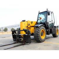 Quality 3.5 Ton 7850KG Yellow Telescopic Telehandler Forklift /strong power Weichai Engine Jcb Telehandler Fork Length 7150mm for sale
