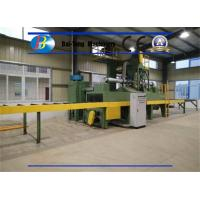 Quality Automatic Wheel Blasting Machine 3 Pass Through Modes For Steel Structure Surface for sale
