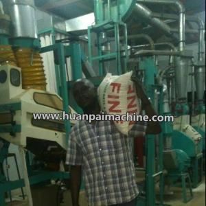 China 10ton /day Small wheat Flour Mill Wheat Four Milling Machine on sale