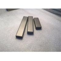 Various Size Tungsten Carbide Strips 100% Raw Material High Temperature Oxidation