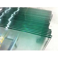 Low iron glass / Tempered Safety Glass 6mm with holes predrilled Toughened Glass Panels