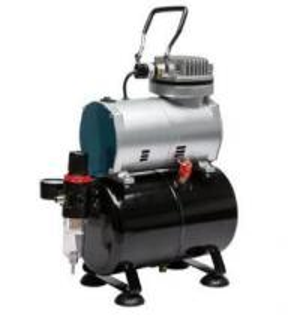 TC-20T Single Cylinder Mini Air Compressor Machine 23-25/Min Air Output Per Min