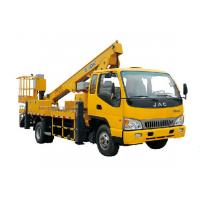 Quality 18m Aerial work platform heavy construction vehicles XZJ5082JGK FOR ETHIOPIA for sale