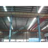 Quality High Eave Industry Shed Structural Steelwork Fabrication With Low Cost for sale