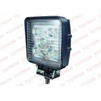 China 15W 4.3 LED Vehicle Work Lights For Trucks SUV Off Road Spot Beam Driving Lights on sale