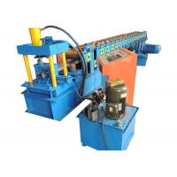 Quality High Strength Storage Rack Rolling Machine For Warehouse Corner Protectors Pallet Shelves for sale