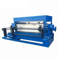 China Custom Paper Egg Carton Making Machine Auto Control Small Size Easy To Use on sale