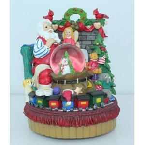 Quality 2012 new polyresin snow globe wedding gift item for sale
