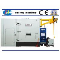 Quality Advanced CNC Shot Peening Machine Surface Treatment For Aircraft Undercarriage for sale