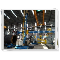 Quality On Site Service 5x5 Welding Column Boom Machine for sale