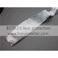 Quality heat reflective aluminum fiberglass tape for sale