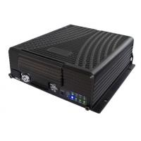 Quality Professional High Quality Vehicle Security Systems HDD 4CH Mobile DVRs with GPS, 3G, Wifi for sale