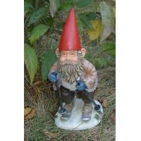 China polyresin garden gnome decoration on sale