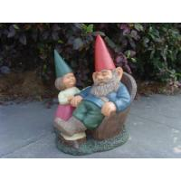 Quality Unpainted garden gnomes for sale