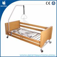 Electric Beds Medical : Electric homecare adjustable medical beds function with