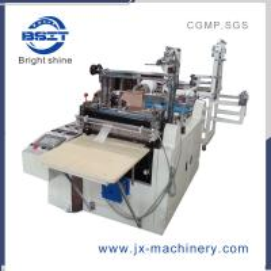China Long Tongue Plugged Filter Tea Bag Making Machine (bottom fold for M model) on sale