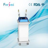 Quality 5Mhz Fractional RF Microneedle machine with two heads invasive and non-invasive customized color for sale