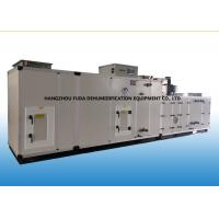 Buy Automatic Industrial Desiccant Dehumidifier , Super Low Air Humidity Control at wholesale prices