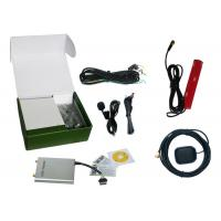 Quality wireless GSM Car Alarm System AVL Device with A - GPS & Extra Slim Metal Case for sale