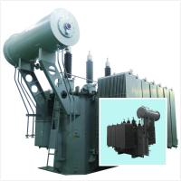 Quality Double Column Electrical Power Transformer 35kV - 6300kVA Low Loss SZ Series for sale