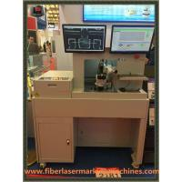 Quality Custom Precision Laser Cutting Machine For Wafer CSP Cutting / Engraving for sale