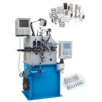 Quality Fast Debug spring Coil Making Machine Diameter 0.4 mm to 2.0 mm for sale
