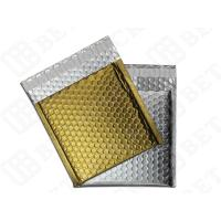 "Buy cheap Silver / Golden Metallic Bubble Envelopes Aluminum Foil Envelopes 12.75""×10.5"" from Wholesalers"