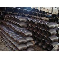 China Carbon steel elbow, high pressure thick wall manufacturers direct sales for sale