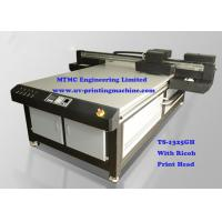 China High Resolution UV Inkjet Printer With Ricoh GH2220 Metal Printing Machine on sale