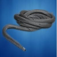 Quality Door Sealig Glass Fibre Rope With SS Outside As A Gasket Seals for sale